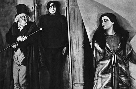 The Cabinet of Dr. Caligari screens at The Tannery on Sunday and at Davies Symphony Hall on Tuesday.