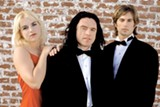 The cast of The Room.