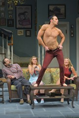 KEVINBERNE.COM - The cast will leave you in stitches.