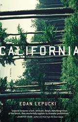 The cover of California, Edan Lepucki's debut.