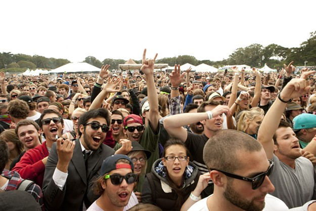 Photos: Outside Lands Day 1