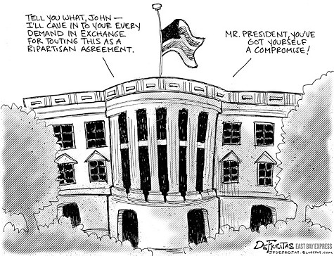 "The Debt Ceiling ""Compromise"""