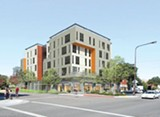 The developers of Parker Place in Berkeley are shooting for LEED-Platinum certification.
