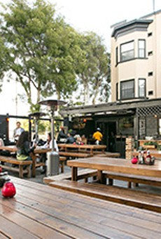 The East Bay's Ten Best Outdoor Dining Experiences