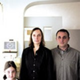JENNY PFEIFFER - The family business: Lucy, Isabel Reichert, and Sean - Fletcher.