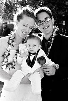 The Fitch-Jenett family.