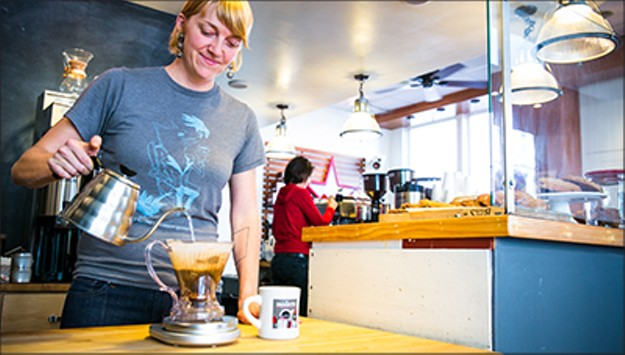 The Five Best Cups of Coffee Right Now | Taste | Food & Drink | Oakland, Berkeley & Bay Area