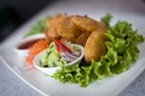 CHRIS DUFFEY - The fried sweet potato is Downtown Berkeley's newest best-kept secret.