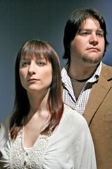 The ghost of relationships past comes back to haunt us in Masquers' The Last Five Years.
