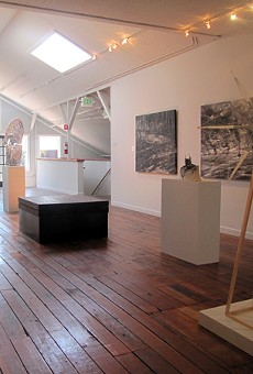 The group show at Vessel Gallery deals with oceanic metaphor.