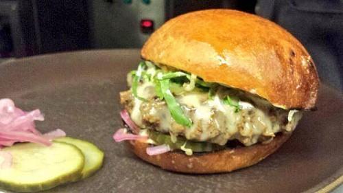 The Haven Burger (via Facebook)