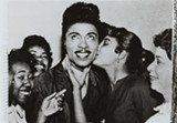 The hook in The Little Richard Story is that filmmaker William Klein didn't have access to his subject.