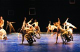 BEN AILES - The Inclusive Interdisciplinary Ensemble incorporates activism into its dances.