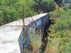 """The infamous """"bridge"""" at the Secret Sidewalk."""