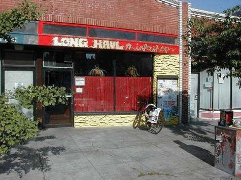 The Long Haul in Berkeley