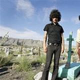 The Mars Volta channels Led Zeppelin Saturday night in Berkeley.
