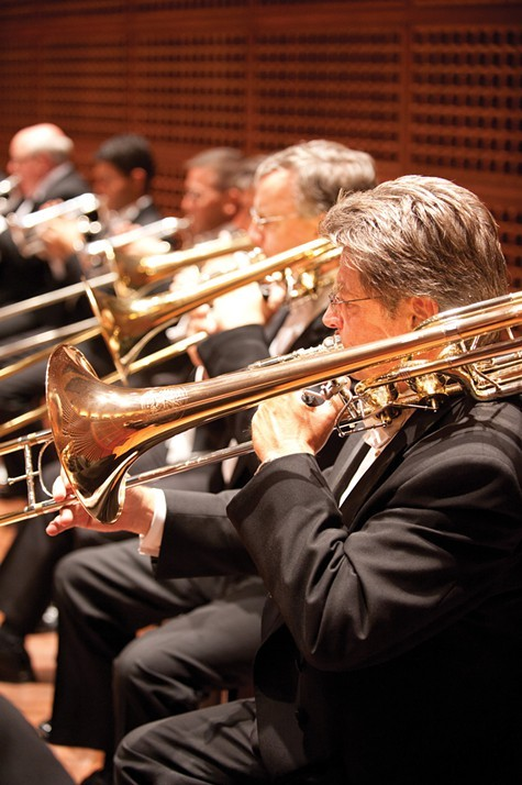 The musicians strike at the San Francisco Symphony continues.