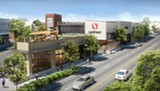 The new Safeway on College Avenue is to be the size of a football field.