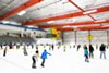 The Oakland Ice Center provides an afternoon of fun for families.