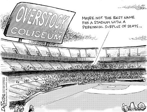 The Overstock.com Coliseum