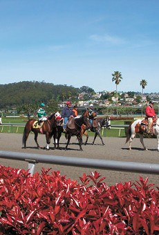 The owners of Golden Gate Fields decided not to participate in the visioning process.