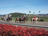 TESSA STUART - The owners of Golden Gate Fields decided not to participate in the visioning process.