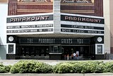 KATHLEEN WENTZ - The Paramount subsists primarily on high culture, old movies, and other non-concert fare.