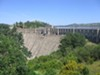 The Pardee Dam.