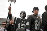MARGARITANITZ/FLICKR (CC) - The Raider Nation has managed to make the color black uncool.