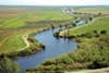 The Sacramento-Sam Joaquin River Delta.