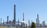 WIKIMEDIA COMMONS - The Shell refinery in Martinez.