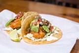 "BERT JOHNSON/FILE PHOTO - The Shrimp ""Fenix"" at Half Orange."
