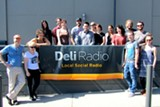 The staff of DeliRadio.
