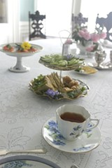 LUKE TSAI - The tea service is totally worth $25.