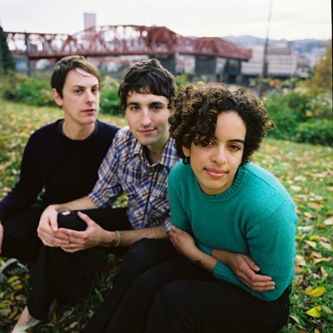 The Thermals play Noise Pop on Friday, March 1 at Rickshaw Stop.
