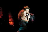 JESSICA PALOPOLI - The Threepenny Opera is propelled by its music, set design, and choreography.