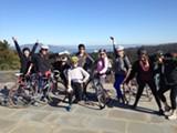 LAURA FETTIG - The Tour de Bay offers gorgeous views.