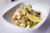 CHRIS DUFFEY - The tuna confit blended beautifully with Italian butter beans.