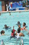 The Willard Pool.