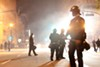 There are still four investigations probing the October 25 raid on Occupy Oakland.