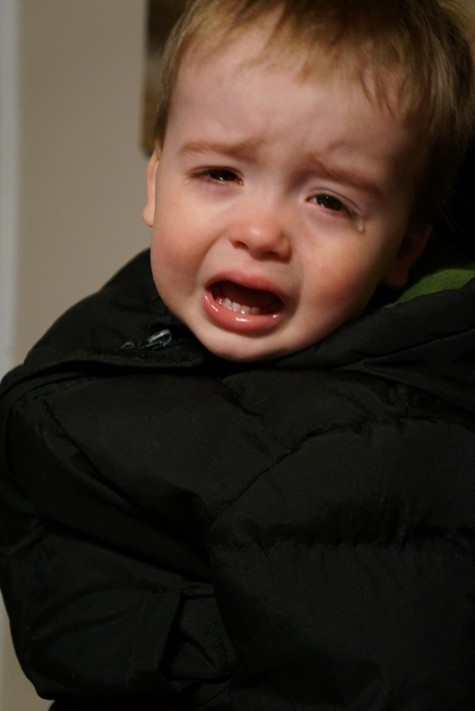 Theres a Tumblr dedicated to why this toddler is crying.