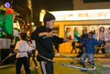 There's something for all ages at Oakland's First Fridays.