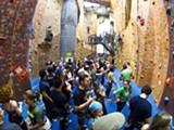 JAYSON YAGI - Touchstone Climbing Gym: Great Western Power Company.