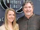 Tracy Zollinger and John Nieters.