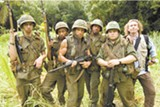 Tropic Thunder entertains for about the first half hour.