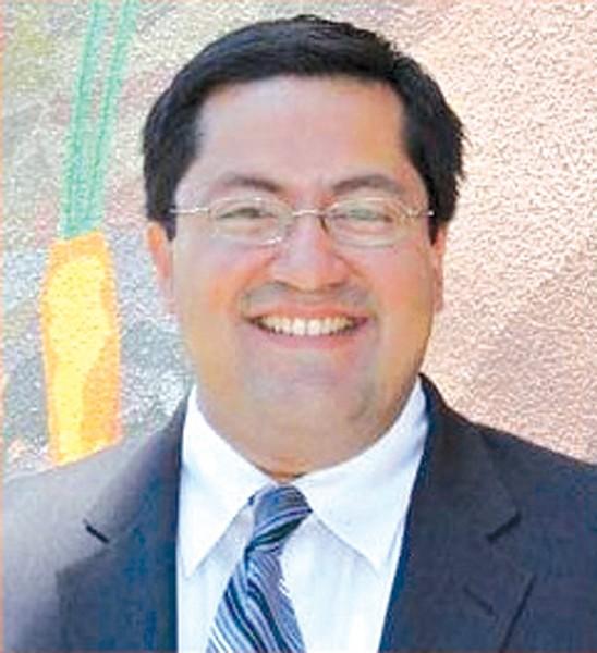 Jesse Arreguin.