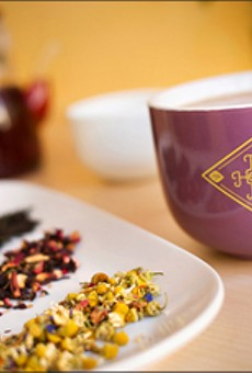 Two Local Teashops That Could Make You Care About Tea
