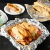 Soup is the Star at Tortas Ahogadas Mi Barrio