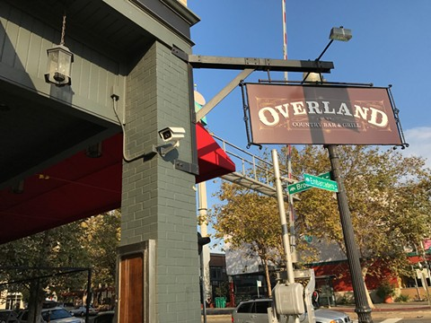 Overland's country twang is no more. - JANELLE BITKER