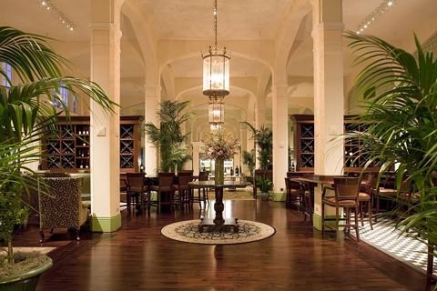 Meritage's swanky lounge. - COURTESY OF MERITAGE VIA YELP